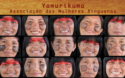 Yamurikumã Association: strengthening the women of Xingu!