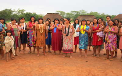 Talk Circles of Xingu Women