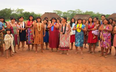 Ruedas de Conversación de las Mujeres Xinguanas