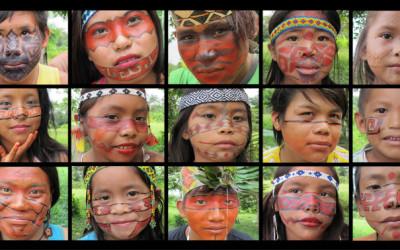 Manual de los  niños Huni kuĩ