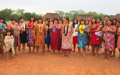 Rodas de Conversa das Mulheres Xinguanas